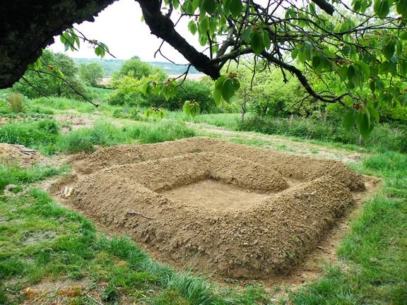 Semis graine de flibuste for Culture sur butte permaculture